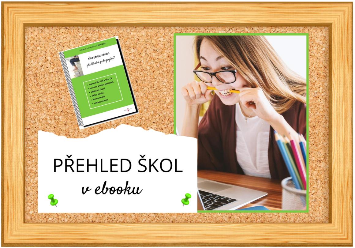 Kde dostudovat předškolní pedagogiku - Školka online