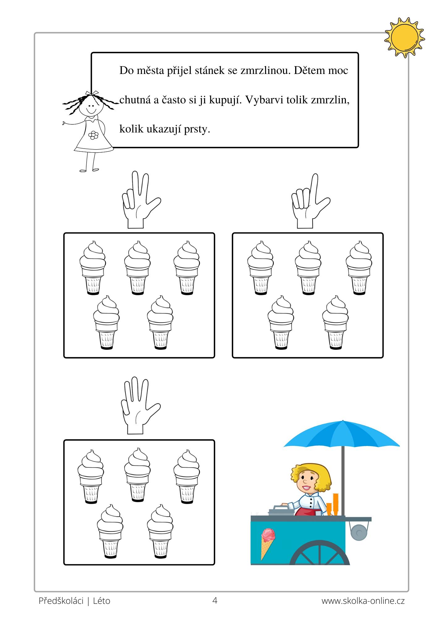 zábavné úkoly pro děti