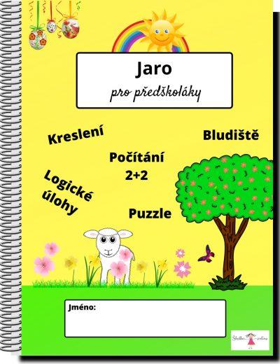 Pracovní listy pro předškoláky